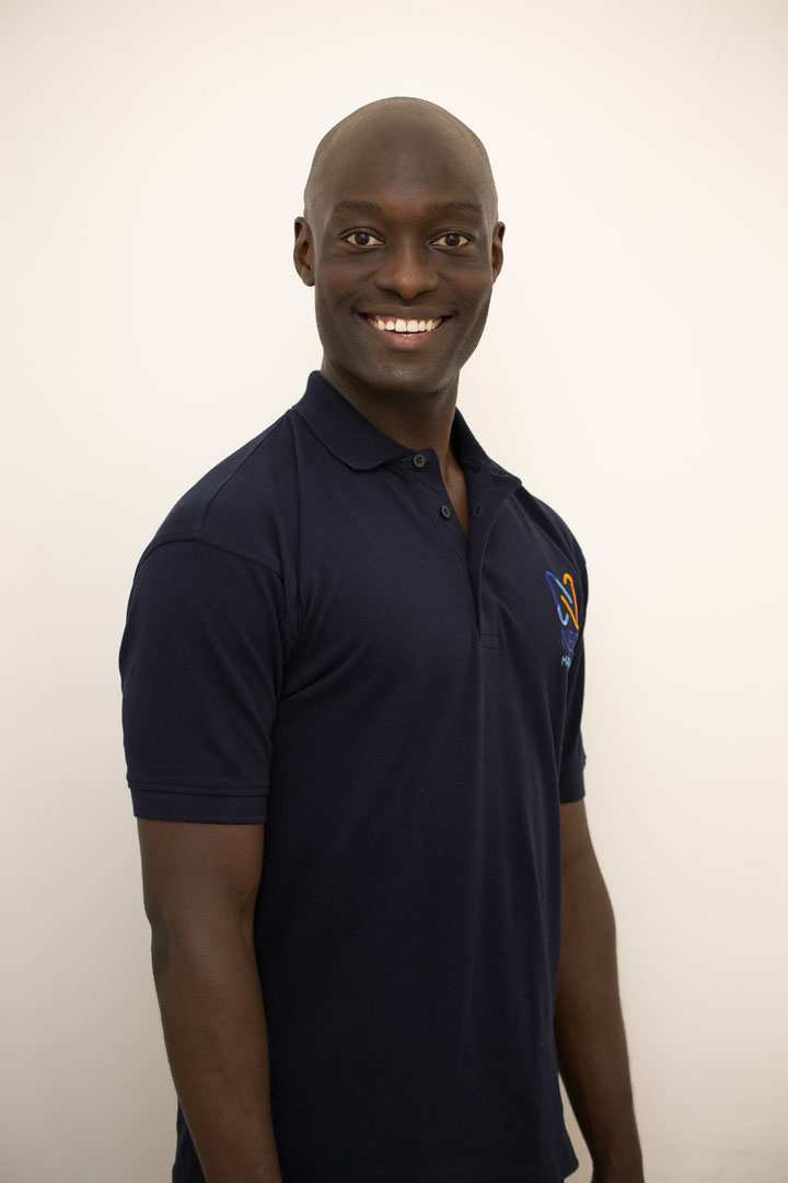 Arthur Kyeyune - Neo Therapy- Sports Massage & Physiotherapy in Harley Street Arthur